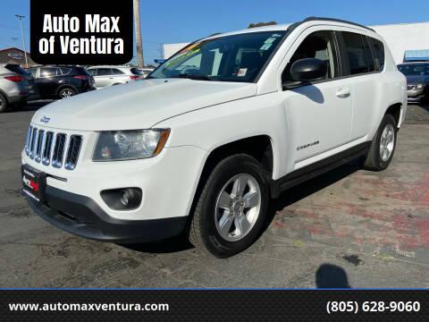 2014 Jeep Compass for sale at Auto Max of Ventura - Automax 3 in Ventura CA