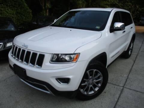2014 Jeep Grand Cherokee for sale at Elite Auto Wholesale in Midlothian VA