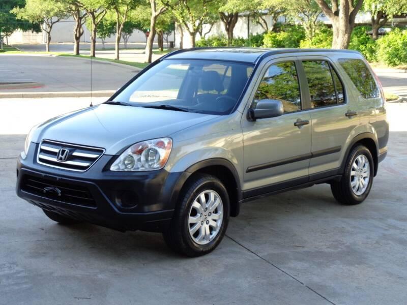 2006 Honda CR-V for sale at Auto Starlight in Dallas TX