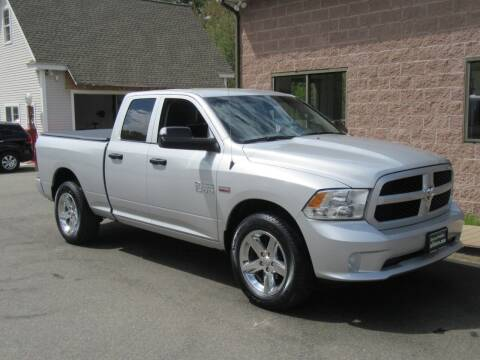 2018 RAM Ram Pickup 1500 for sale at Advantage Automobile Investments, Inc in Littleton MA