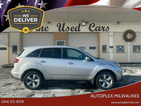 2010 Acura MDX for sale at Autoplex 3 in Milwaukee WI