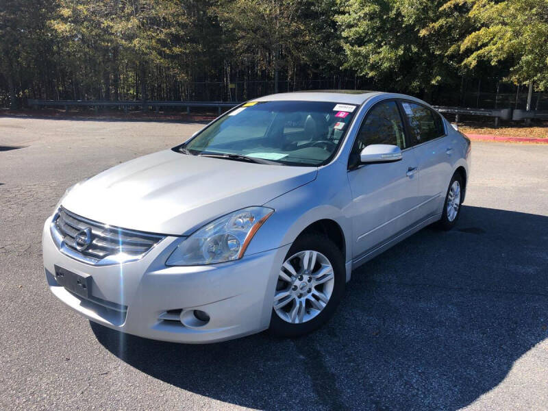 2011 Nissan Altima for sale at CARS PLUS MORE LLC in Cowan TN