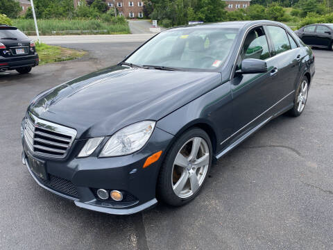 2010 Mercedes-Benz E-Class for sale at Turnpike Automotive in North Andover MA