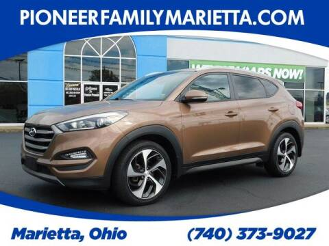2016 Hyundai Tucson for sale at Pioneer Family preowned autos in Williamstown WV