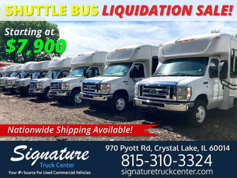 2016 Ford E-450 for sale at Signature Truck Center in Crystal Lake IL