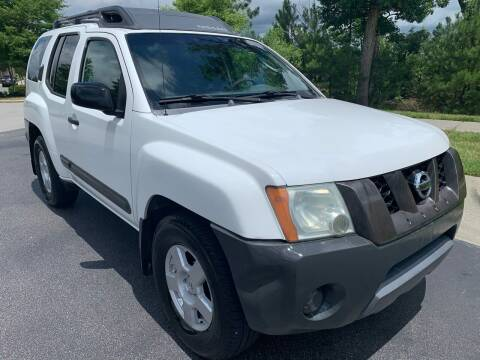 2005 Nissan Xterra for sale at LA 12 Motors in Durham NC