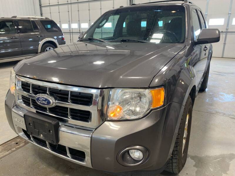 2011 Ford Escape for sale at RDJ Auto Sales in Kerkhoven MN
