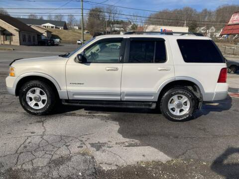 2002 Ford Explorer for sale at Abingdon Auto Specialist Inc. in Abingdon VA