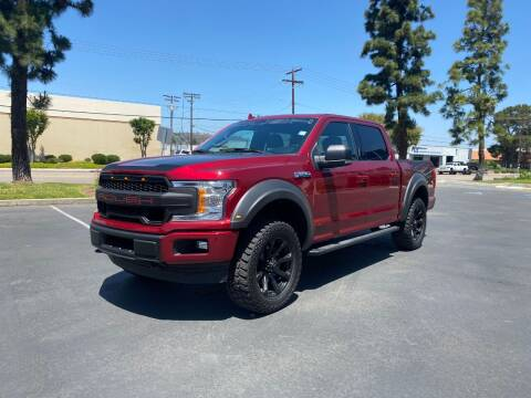 2018 Ford F-150 for sale at Ideal Autosales in El Cajon CA