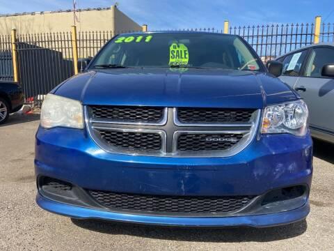 2011 Dodge Grand Caravan for sale at Automotive Center in Detroit MI