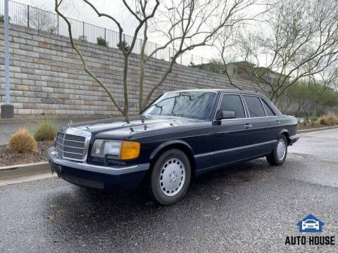 1989 Mercedes-Benz 560-Class for sale at MyAutoJack.com @ Auto House in Tempe AZ
