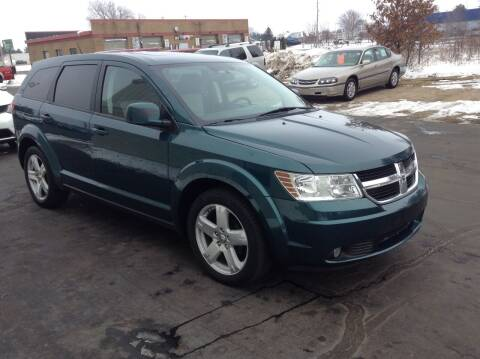 2009 Dodge Journey for sale at Bruns & Sons Auto in Plover WI