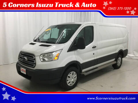2016 Ford Transit Cargo for sale at 5 Corners Isuzu Truck & Auto in Cedarburg WI