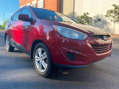 2011 Hyundai Tucson for sale at ELAN AUTOMOTIVE GROUP in Buford GA