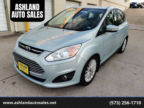 2013 Ford C-MAX Hybrid for sale at ASHLAND AUTO SALES in Columbia MO