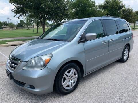 2007 Honda Odyssey for sale at Bells Auto Sales in Austin TX