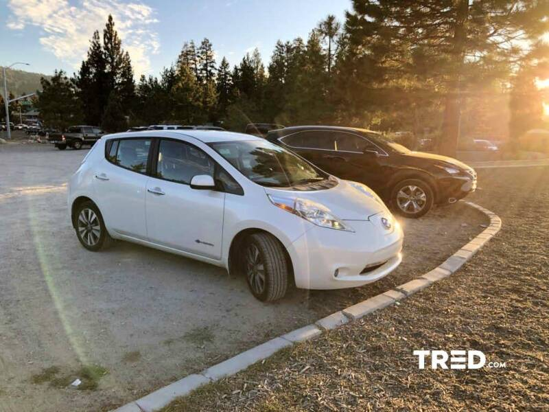 2013 Nissan LEAF for sale in Los Angeles, CA