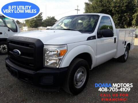 2011 Ford F-250 Super Duty for sale at DOABA Motors - Work Truck in San Jose CA