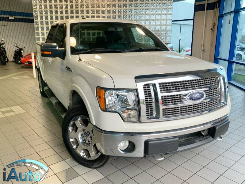 2009 Ford F-150 for sale at iAuto in Cincinnati OH