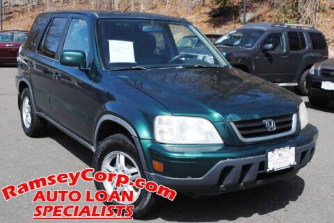 2000 Honda CR-V for sale at Ramsey Corp. in West Milford NJ