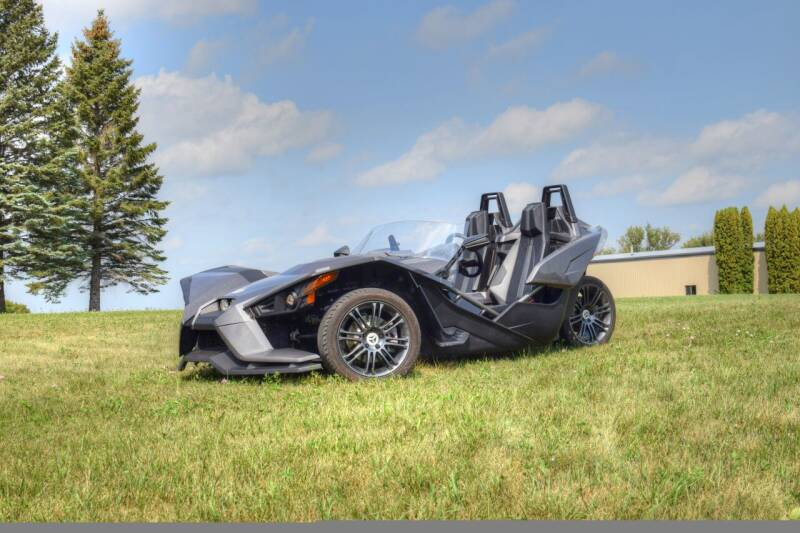 2015 Polaris Slingshot for sale at Hooked On Classics in Watertown MN