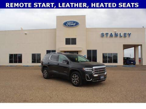 2020 GMC Acadia for sale at STANLEY FORD ANDREWS in Andrews TX