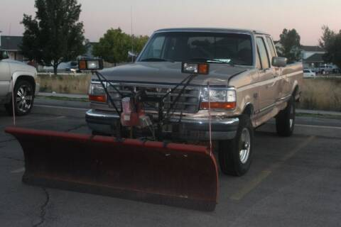 1997 Ford F-250 for sale at REVOLUTIONARY AUTO in Lindon UT