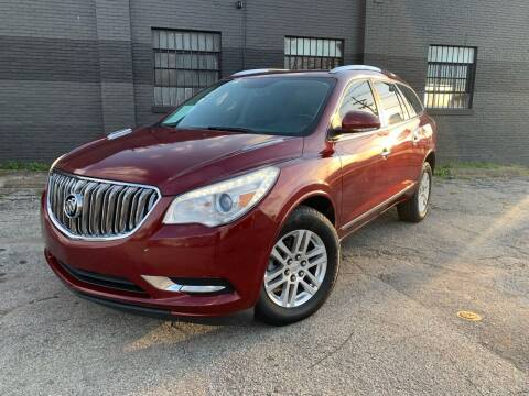 2015 Buick Enclave for sale at Craven Cars in Louisville KY