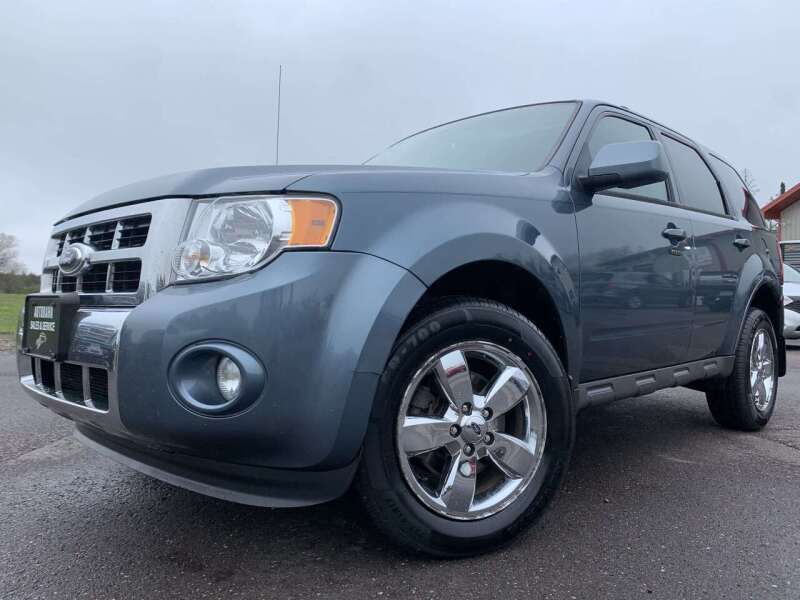 2012 Ford Escape for sale at Autobahn Sales And Service LLC in Hermantown MN