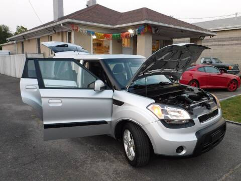 2010 Kia Soul for sale at Gold Star Auto Sales in Murry UT