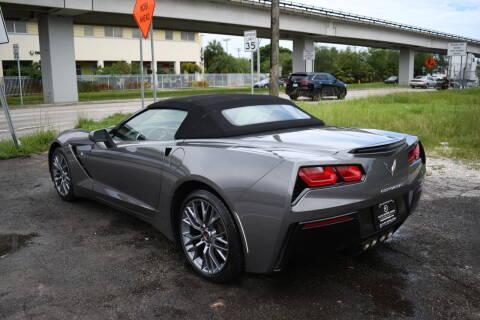 2015 Chevrolet Corvette for sale at STS Automotive - Miami, FL in Miami FL