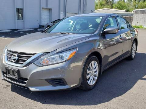 2017 Nissan Altima for sale at Halo Motors in Bellevue WA