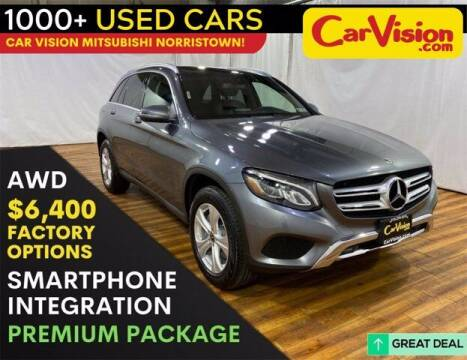 2018 Mercedes-Benz GLC for sale at Car Vision Buying Center in Norristown PA