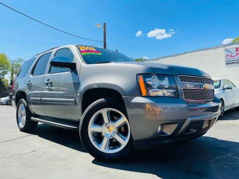 2008 Chevrolet Tahoe for sale at Alpha AutoSports in Roseville CA