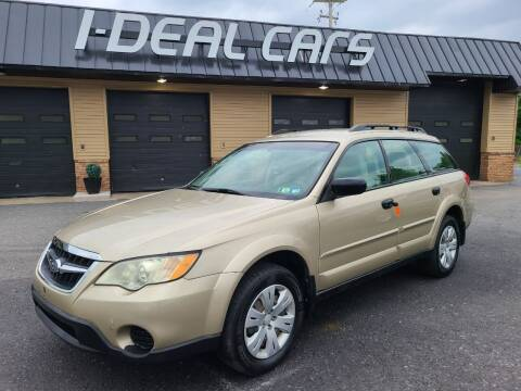 2009 Subaru Outback for sale at I-Deal Cars in Harrisburg PA