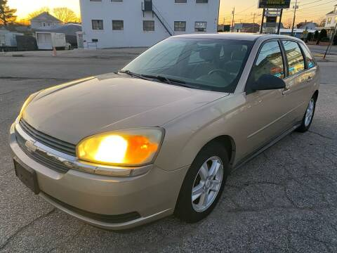 2004 Chevrolet Malibu Maxx for sale at Kostyas Auto Sales Inc in Swansea MA