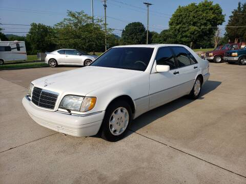 1996 Mercedes-Benz S-Class for sale at HIGHWAY 12 MOTORSPORTS in Nashville TN