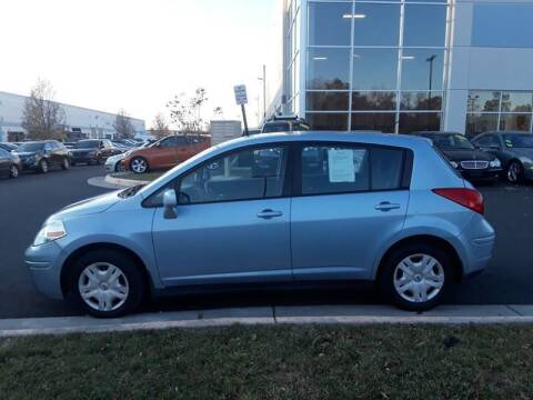 2011 Nissan Versa for sale at M & M Auto Brokers in Chantilly VA