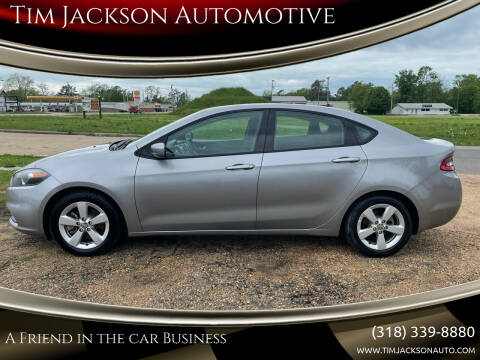 2016 Dodge Dart for sale at Tim Jackson Automotive in Jonesville LA
