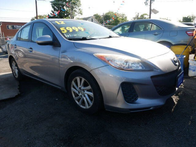 2012 Mazda MAZDA3 for sale at MICHAEL ANTHONY AUTO SALES in Plainfield NJ