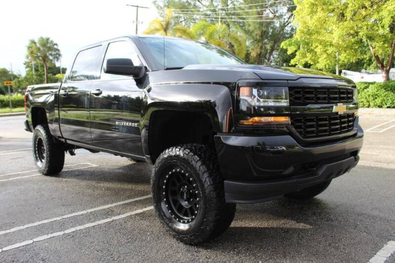 2018 Chevrolet Silverado 1500 for sale at Truck and Van Outlet in Miami FL