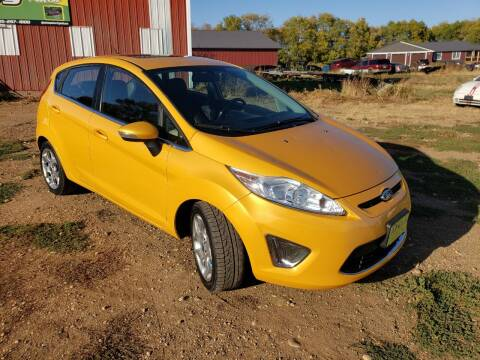 2013 Ford Fiesta for sale at AJ's Autos in Parker SD