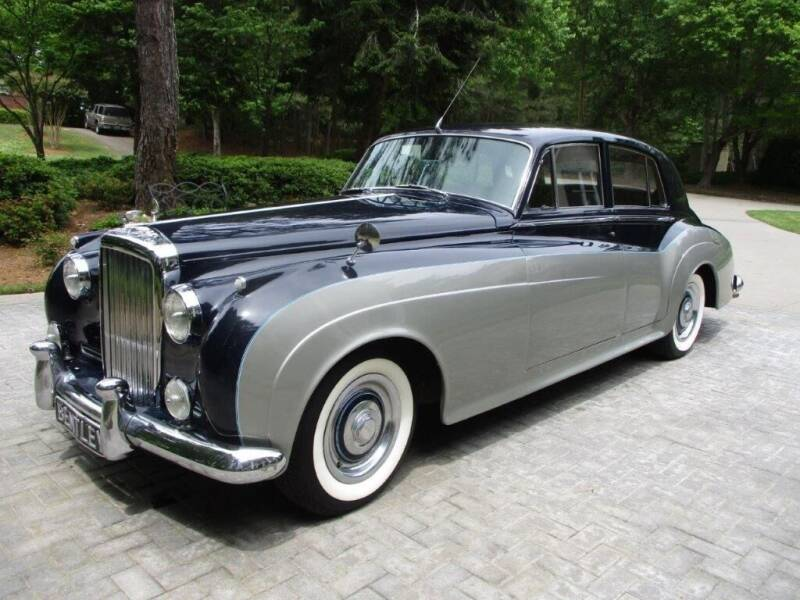 1958 Bentley Saloon S for sale at Classic Investments in Marietta GA
