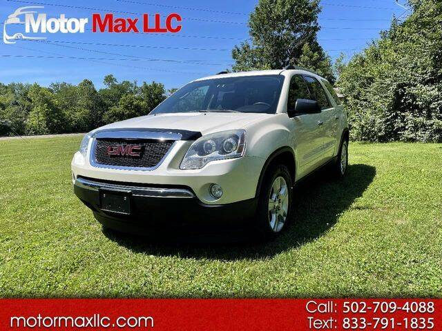 2010 GMC Acadia for sale at Motor Max Llc in Louisville KY