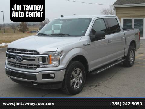 2019 Ford F-150 for sale at Jim Tawney Auto Center Inc in Ottawa KS