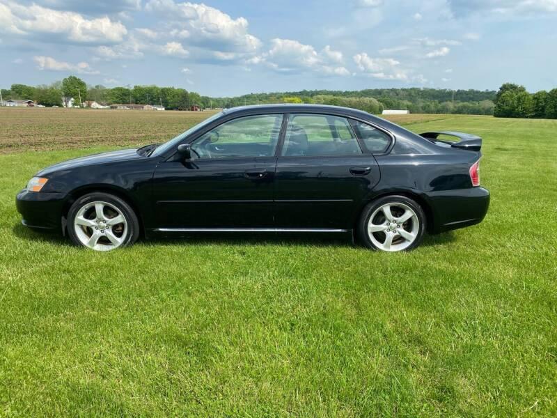 2007 Subaru Legacy for sale at Wendell Greene Motors Inc in Hamilton OH
