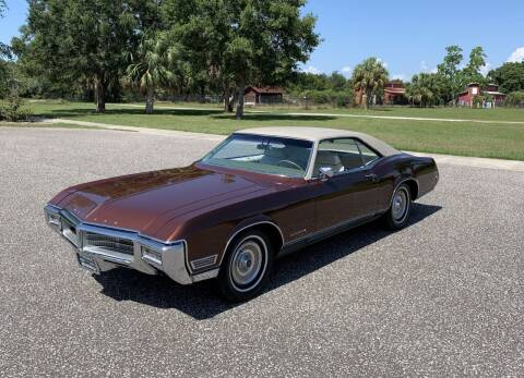 1969 Buick Riviera for sale at P J'S AUTO WORLD-CLASSICS in Clearwater FL