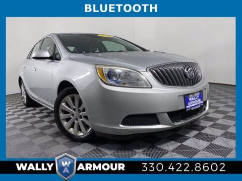2015 Buick Verano for sale at Wally Armour Chrysler Dodge Jeep Ram in Alliance OH