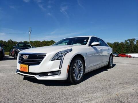 2018 Cadillac CT6 Plug-In Hybrid for sale at Hardy Auto Resales in Dallas GA
