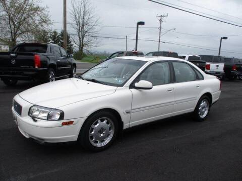 2003 Volvo S80 for sale at FINAL DRIVE AUTO SALES INC in Shippensburg PA